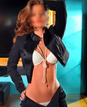Escortlady Nadja aus Berlin