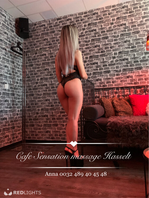 🇧🇪 ANNA SENSATION massage cafe Hasselt (Foto)