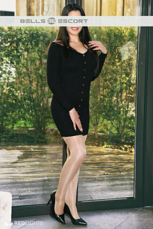 Escort Rebecca Pucci Escort International